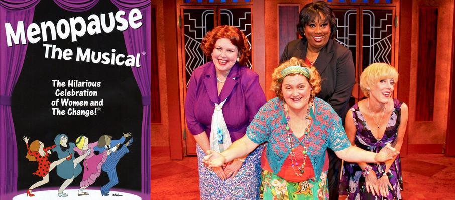 Menopause - The Musical at Sioux Falls Orpheum Theater