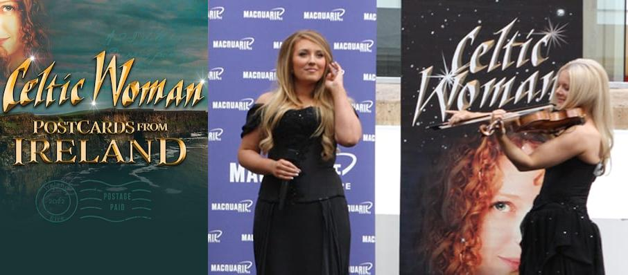 Celtic Woman at Mary W. Sommervold Hall at Washington Pavilion