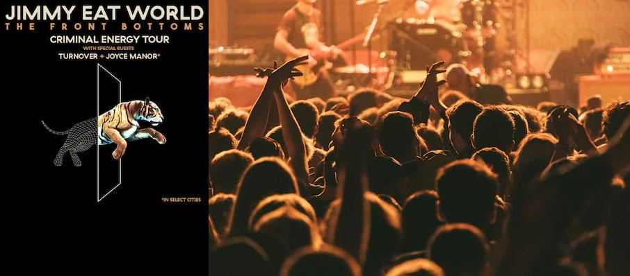 Jimmy Eat World at The District