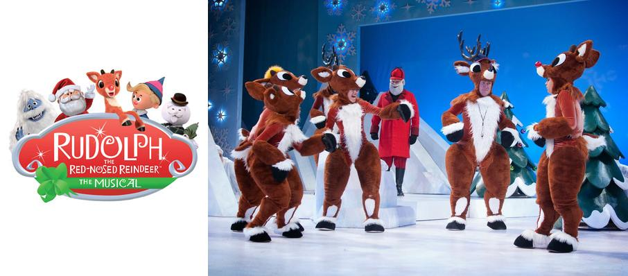 Rudolph the Red-Nosed Reindeer at Mary W. Sommervold Hall at Washington Pavilion