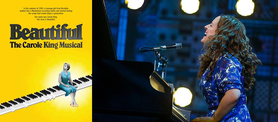 Beautiful: The Carole King Musical at Mary W. Sommervold Hall at Washington Pavilion