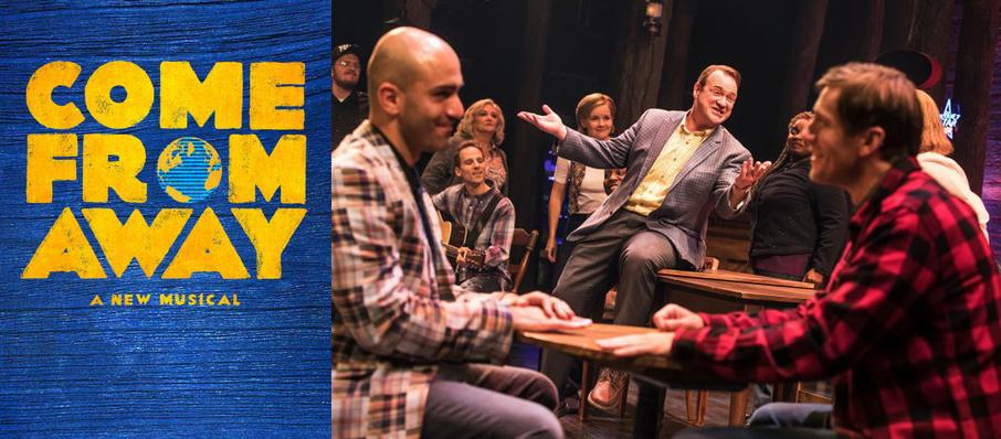 Come From Away at Mary W. Sommervold Hall at Washington Pavilion