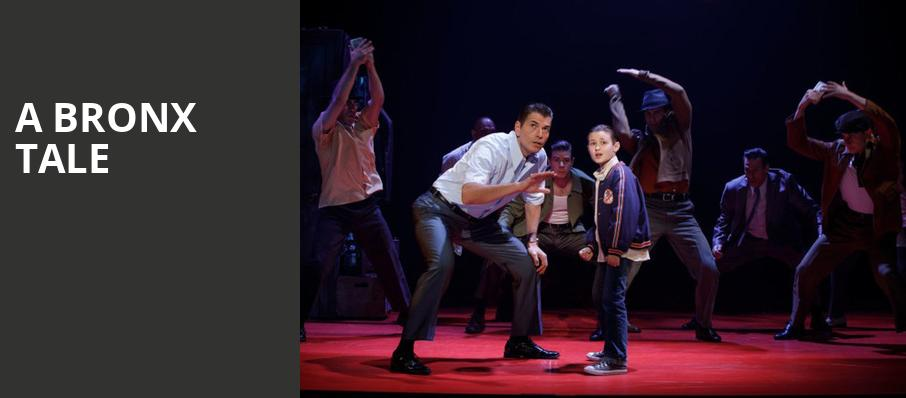 A Bronx Tale, Mary W Sommervold Hall at Washington Pavilion, Sioux Falls