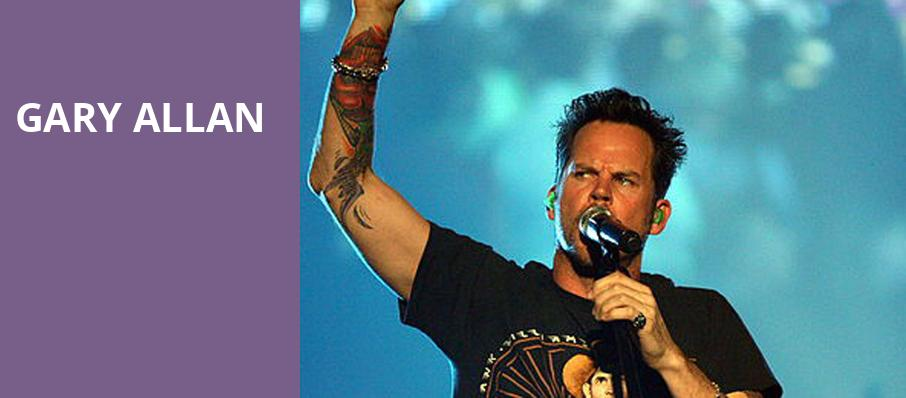Gary Allan, The District, Sioux Falls